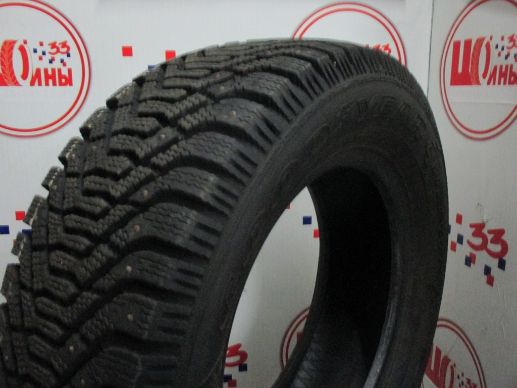 Б/У 235/60 R16 Зима Шипы  GOODYEAR Ultra Grip-500 Кат. 2