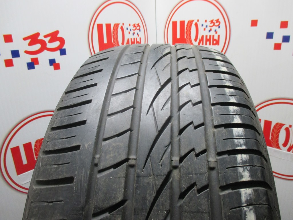 Б/У 255/55 R18 Лето CONTINENTAL C.Cross Contact UHP RSC Кат. 4