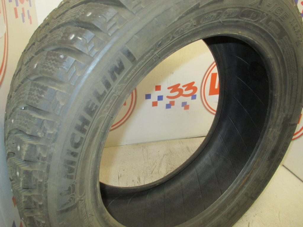 Б/У 185/55 R15 Зима Шипы  MICHELIN X-Ice North-2 Кат. 2