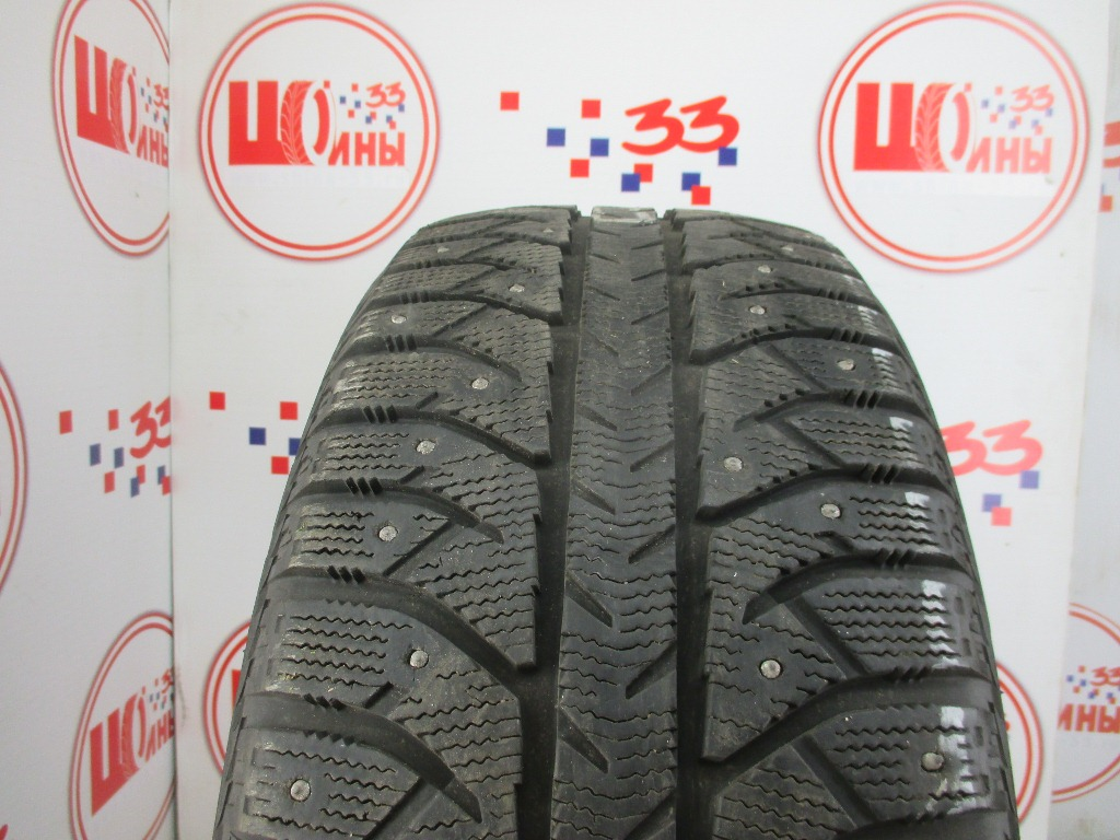 Б/У 235/55 R18 Зима Шипы  BRIDGESTONE IC-5000 Кат. 3