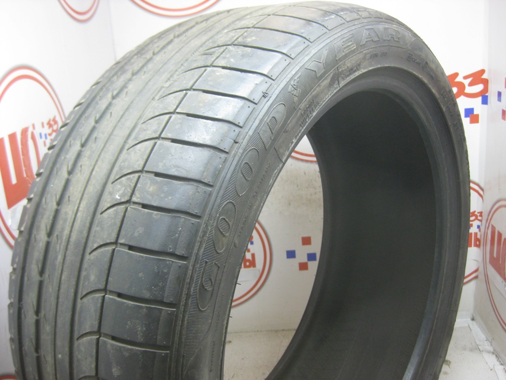 Б/У 265/40 R20 Лето GOODYEAR Eagle F-1 Asymmetric Кат. 5