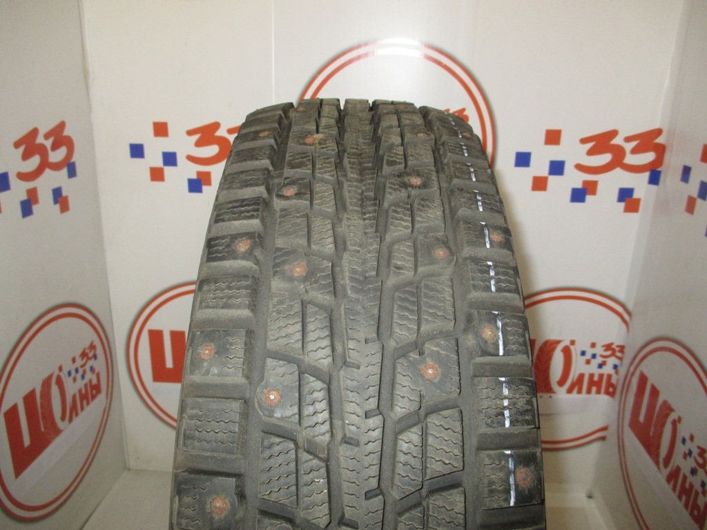 Б/У 185/70 R14 Зима Шипы  DUNLOP SP Winter Ice-01 Кат. 2