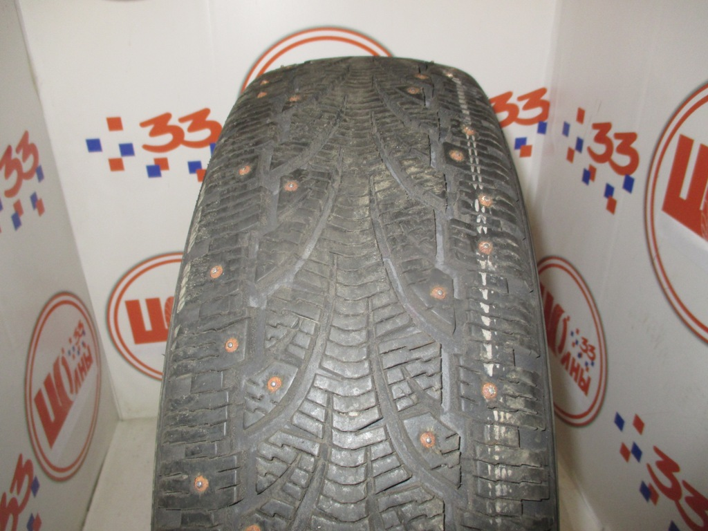 Б/У 195/75 R16C Зима Шипы  PIRELLI Winter Chrono Кат. 2