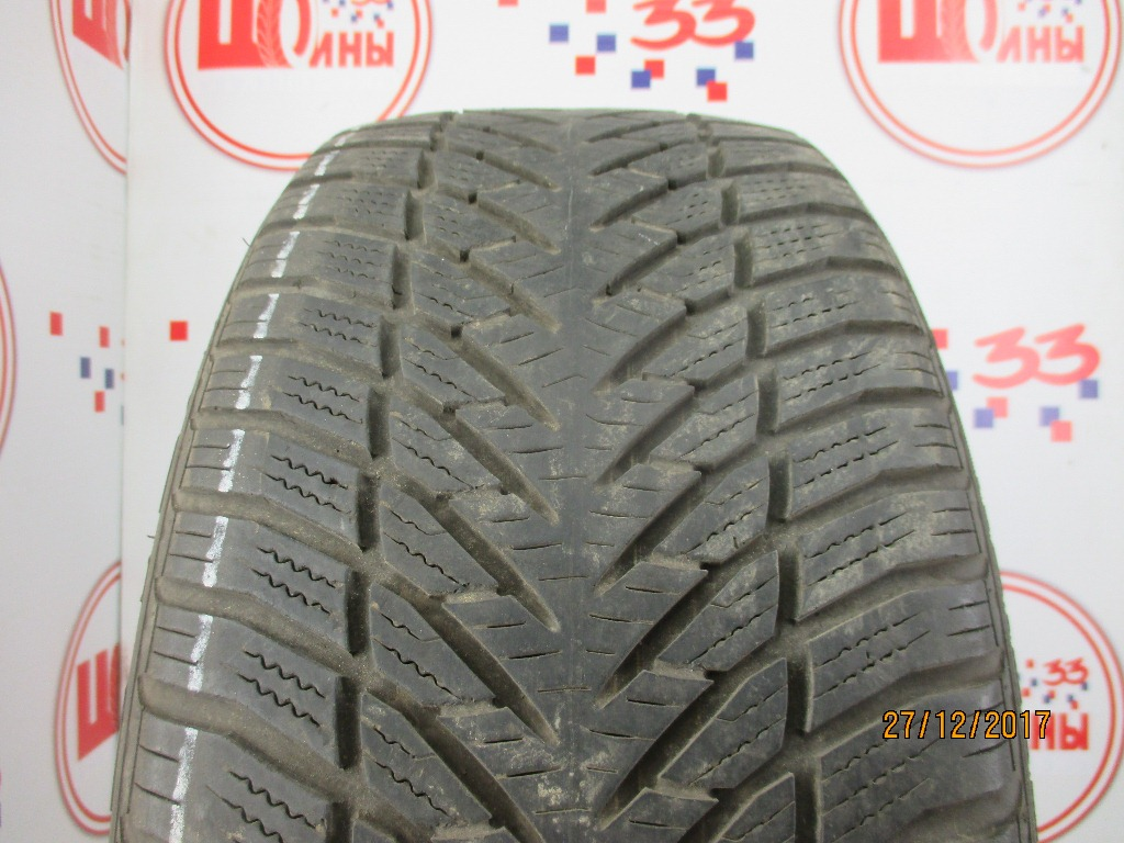Б/У 225/45 R17 Зима GOODYEAR Eagle Ultra Grip GW-3 RSC Кат. 5