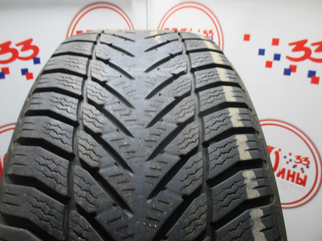 Б/У 245/65 R17 Зима GOODYEAR Wrangler Ultra Grip  Кат. 4