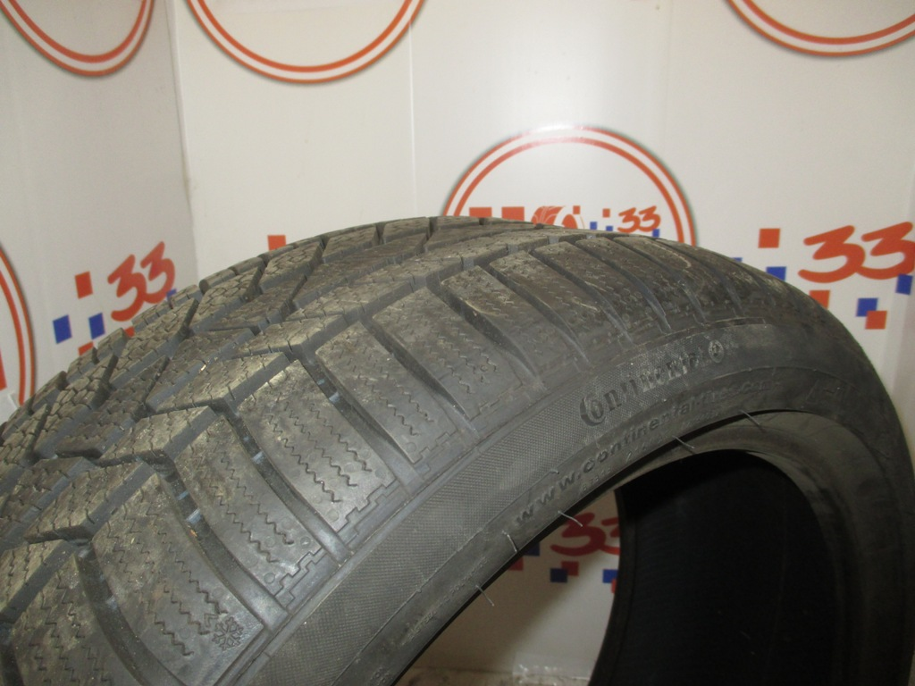 Б/У 225/40 R18 Зима CONTINENTAL C.Winter Contact TS-830Р Кат. 2
