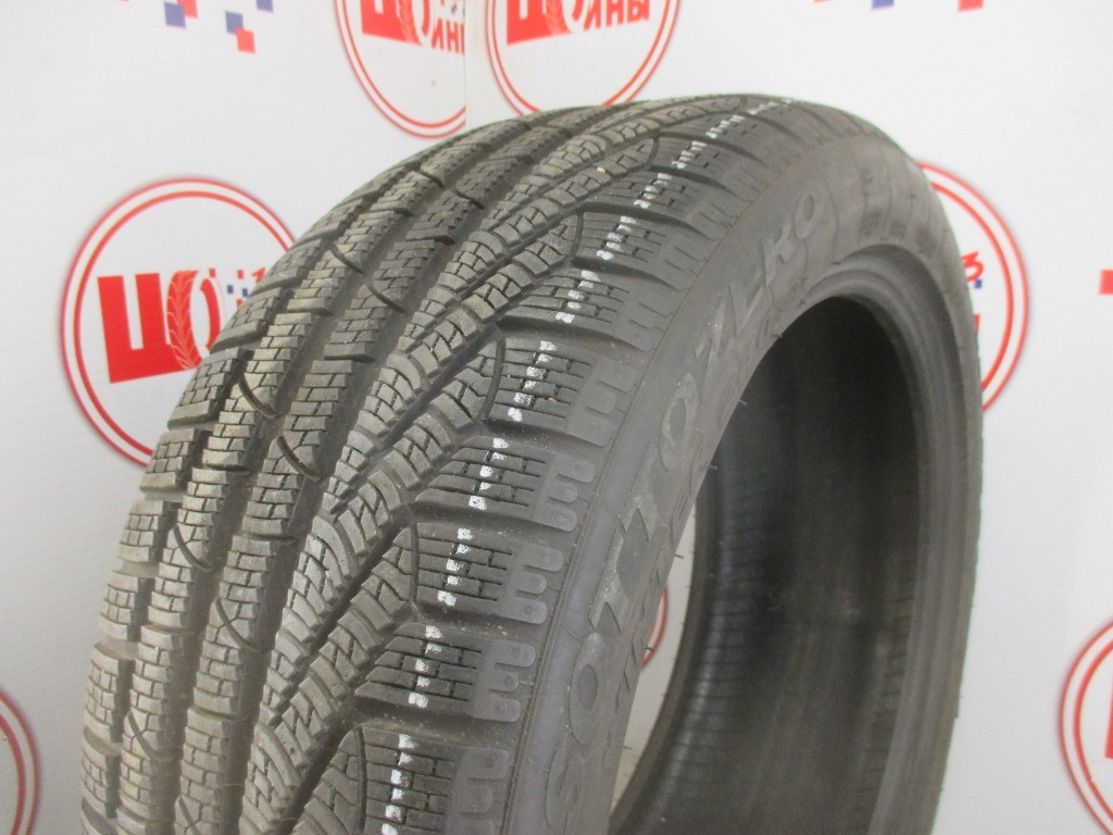 Б/У 235/45 R18 Зима PIRELLI Sottozero-2 Winter-240 Кат. 2
