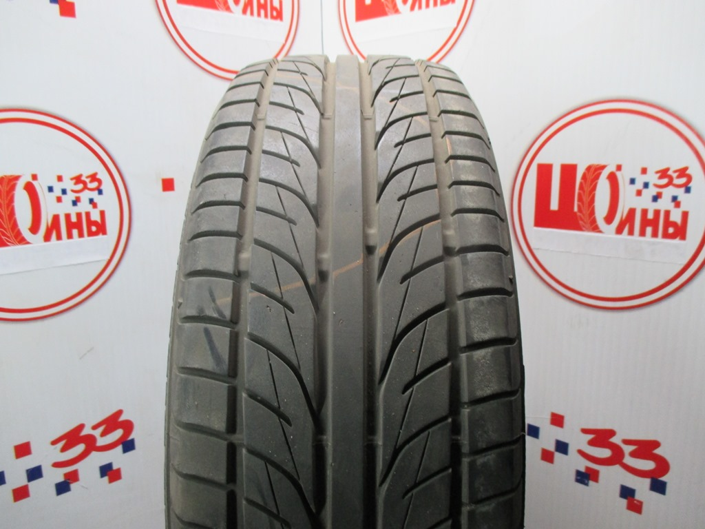 Б/У 185/55 R15 Лето BRIDGESTONE Grid-2 Кат. 2