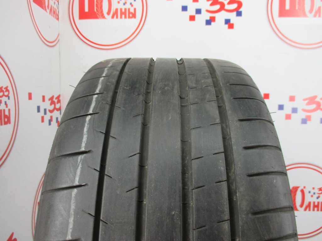 Б/У 245/35 R18 Лето MICHELIN Pilot Super Sport Кат. 3