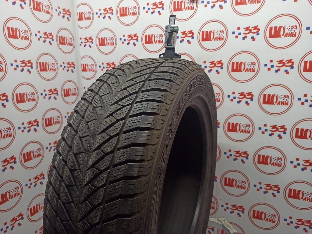 Б/У 215/60 R17 Зима GOODYEAR Wrangler Ultra Grip  Кат. 4