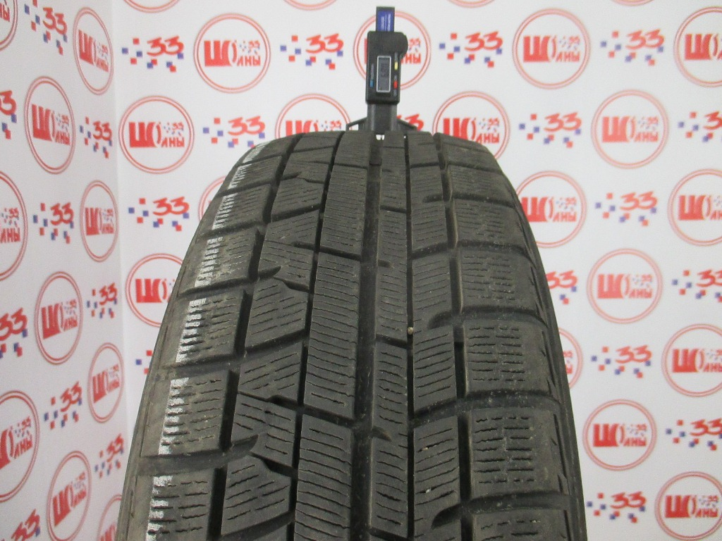Б/У 205/60 R16 Зима YOKOHAMA Ice Guard IG-50 Кат. 2