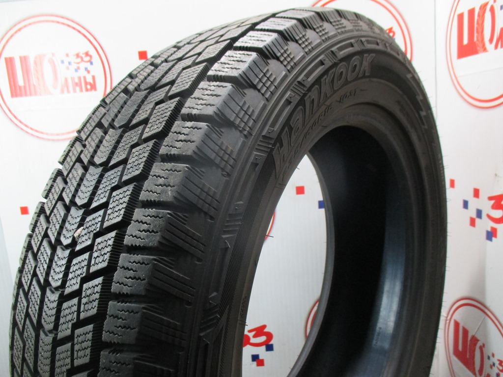 Б/У 235/60 R18 Зима HANKOOK Nordik IS RW-08 Кат. 2