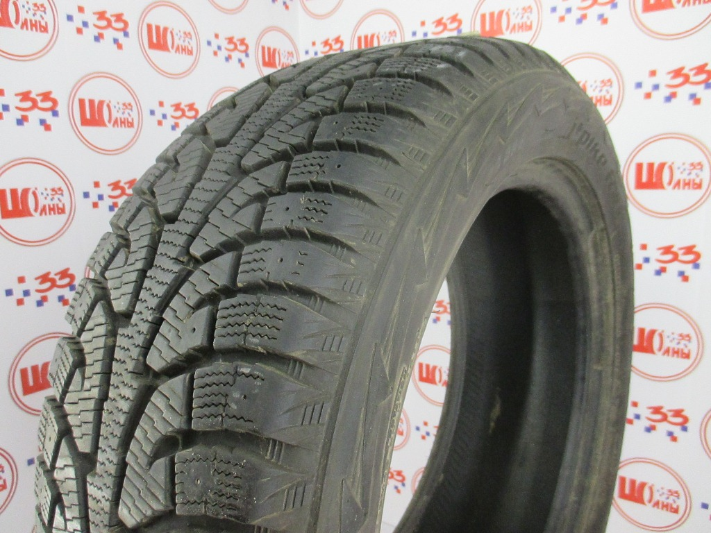 Б/У 235/55 R18 Зима HANKOOK Winter I*Pike RW-11 Кат. 2