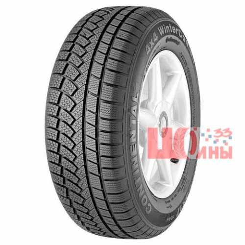 Б/У 255/55 R18 Зима CONTINENTAL 4*4 Winter Contact RSC Кат. 4