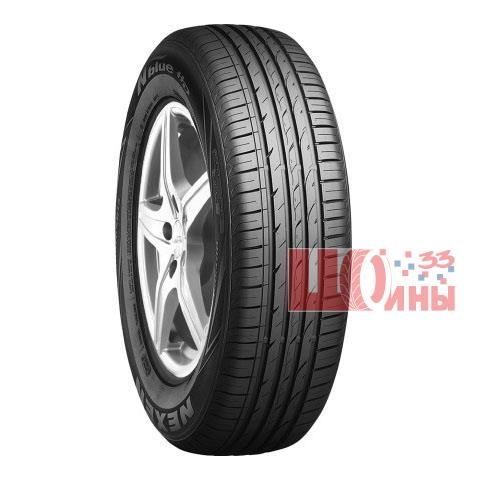 Б/У 205/55 R16 Лето Nexen N`Blue HD Кат. 3