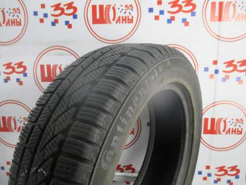 Шина 195/55/R16 CONTINENTAL C.Winter Contact TS-810S износ не более 25%
