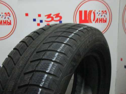 Б/У 225/55 R16 Зима MICHELIN Primacy Alpin PA-3 Кат. 4