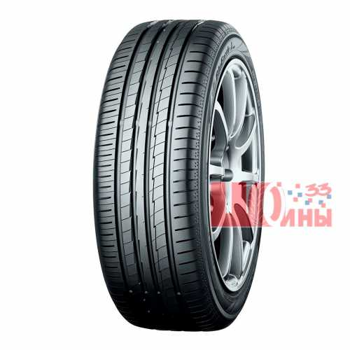 Б/У 205/55 R16 Лето YOKOHAMA Blu Earth-A AE-50 Кат. 5
