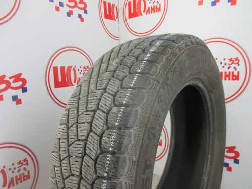 Б/У 195/65 R15 Зима CONTINENTAL C.Viking Contact-5 Кат. 3