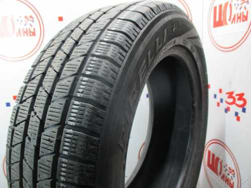 Б/У 235/60 R18 Зима PIRELLI Scorpion Ice & Snow Кат. 4