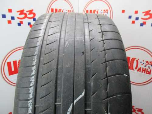 Шина 295/35/R21 MICHELIN Latitude Sport износ более 50%