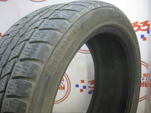Шина 225/45/R18 CONTINENTAL C.Winter Contact TS-790 износ не более 40%