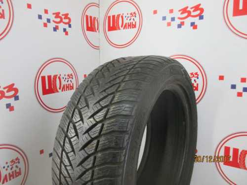 Б/У 225/50 R17 Зима GOODYEAR Eagle Ultra Grip GW-3 RSC Кат. 2