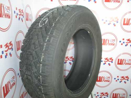 Б/У 265/60 R18 Зима Шипы  GOODYEAR Ultra Grip-500 Кат. 2