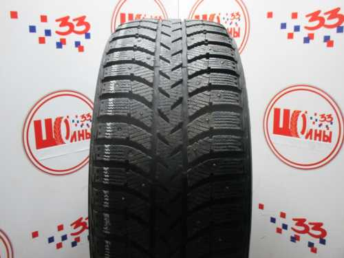 Б/У 255/55 R18 Зима Шипы  BRIDGESTONE IC-5000 Кат. 5