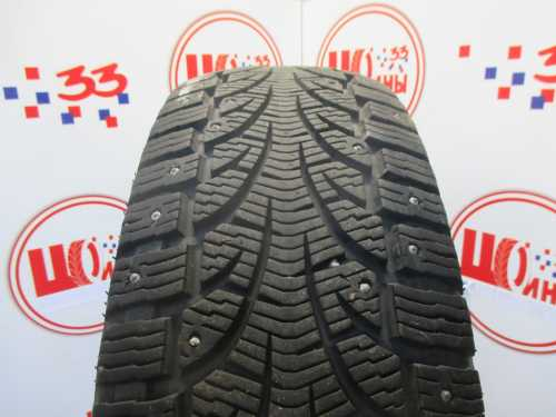 Б/У 235/65 R17 Зима Шипы  PIRELLI Winter Carving/Carving Edge Кат. 3