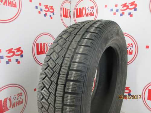 Б/У 225/65 R17 Зима CONTINENTAL C.Cross Contact Viking Кат. 4