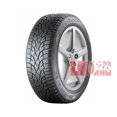 Шина 235/55/R17 GISLAVED Nord Frost-100 износ более 50%