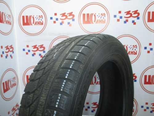 Б/У 195/55 R16 Зима HANKOOK Ice Bear W-300 Кат. 4