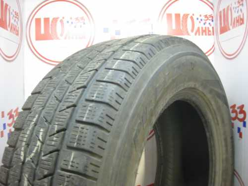 Шина 255/65/R17 PIRELLI Scorpion Ice & Snow износ более 50%