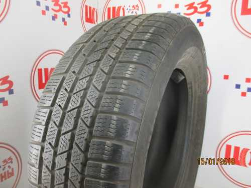 Б/У 255/60 R18 Зима CONTINENTAL C.Cross Contact Winter Кат. 5