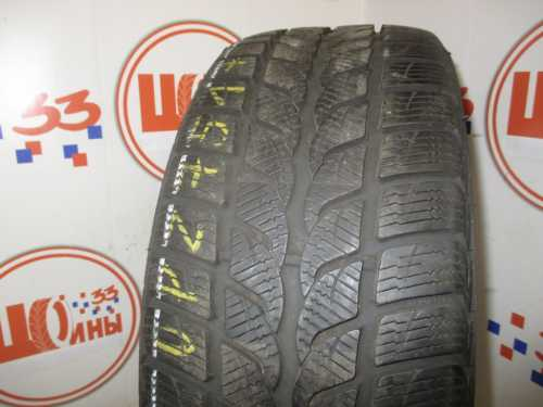 Б/У 225/45 R17 Зима UNIROYAL MS plus 66 Кат. 2