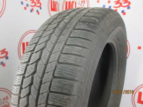 Б/У 265/60 R18 Зима CONTINENTAL 4*4 Winter Contact Кат. 4
