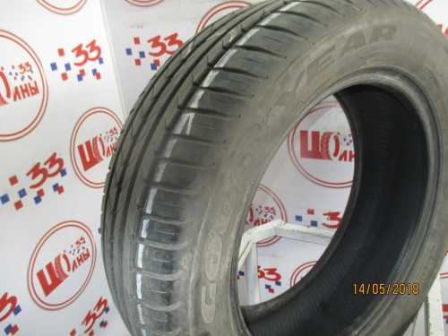 Б/У 205/55 R16 Лето GOODYEAR Efficient Grip RSC Кат. 3
