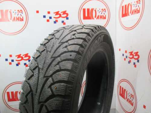 Б/У 185/65 R15 Зима Шипы  HANKOOK Winter I*Pike W-409 Кат. 4