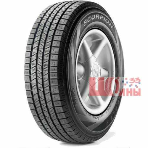 Б/У 235/55 R19 Зима PIRELLI Scorpion Ice & Snow Кат. 4