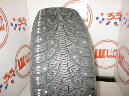 Б/У 185/60 R15 Зима Шипы  PIRELLI Winter Carving/Carving Edge Кат. 3