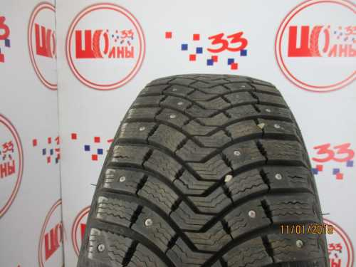 Шина 235/60/R18 MICHELIN Latitude X-Ice North-2 износ не более 1%