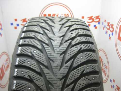 Б/У 245/40 R19 Зима Шипы  YOKOHAMA Ice Guard IG-35 Кат. 2
