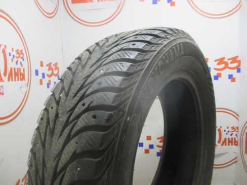 Б/У 185/65 R15 Зима Шипы  YOKOHAMA Ice Guard IG-35 Кат. 4