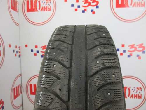 Б/У 185/65 R15 Зима Шипы  BRIDGESTONE IC-7000 Кат. 5