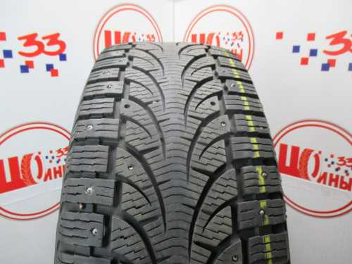 Б/У 235/60 R18 Зима Шипы  PIRELLI Winter Carving/Carving Edge Кат. 4