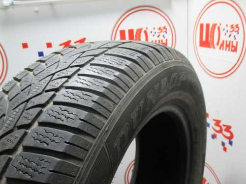 Б/У 235/65 R17 Зима DUNLOP SP Winter Sport 3-D Кат. 5