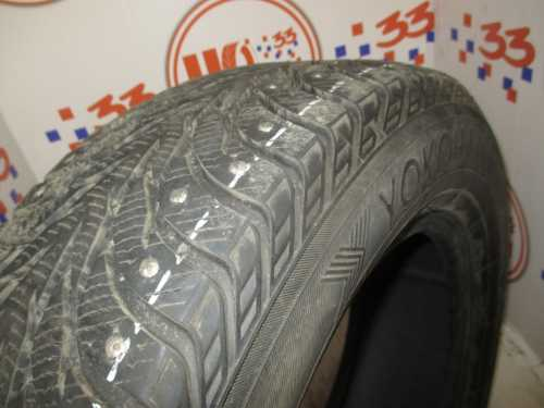 Б/У 215/65 R16 Зима Шипы  YOKOHAMA Ice Guard IG-35 Кат. 4