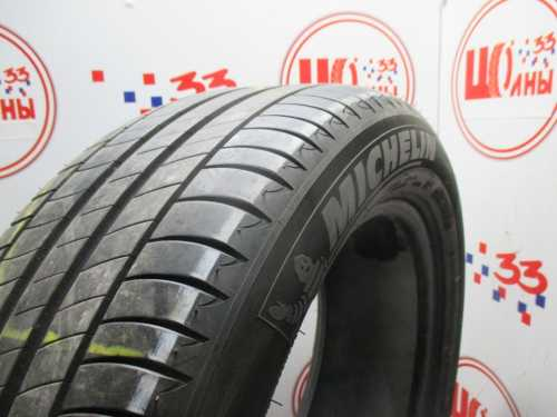 Б/У 225/55 R18 Лето MICHELIN Primacy-3 Кат. 2