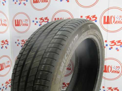 Б/У 245/45 R19 Лето MICHELIN Primacy-3 Кат. 2